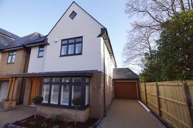 Thumbnail Detached house for sale in Sandecotes Road, Lower Parkstone, Poole