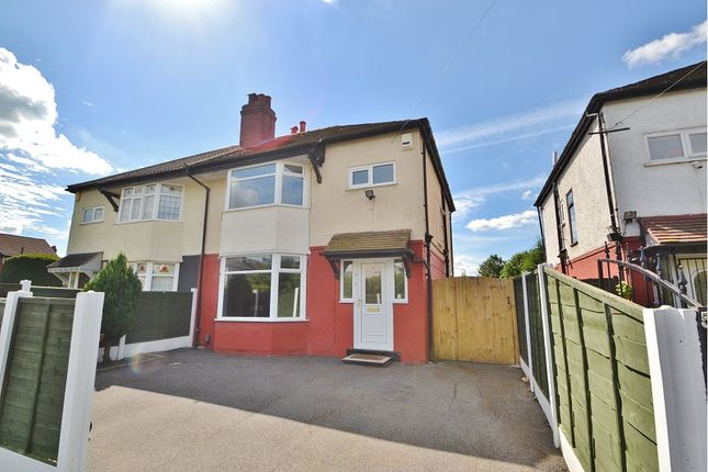 Thumbnail Semi-detached house to rent in Eastmoor Crescent, Roundhay, Leeds