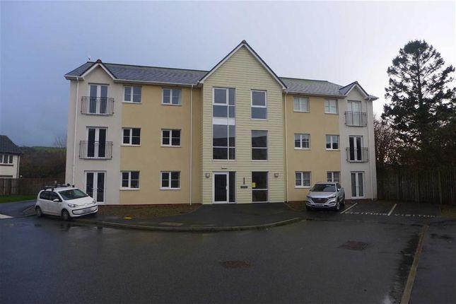 Thumbnail Flat for sale in Ty Padarn, Aberystwyth, Ceredigion