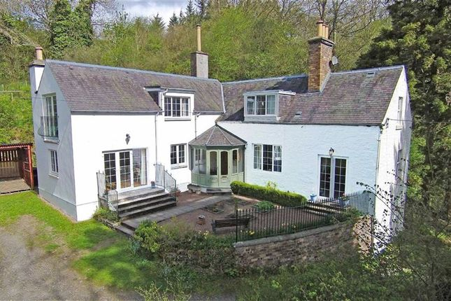 Thumbnail Detached house for sale in Wilton Dean, Hawick