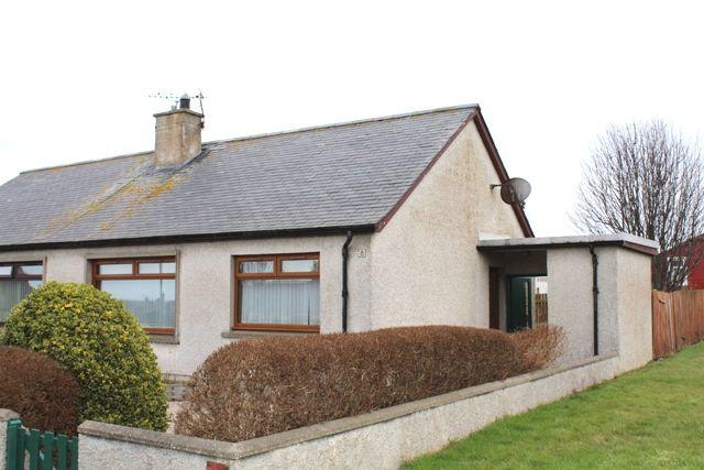 Thumbnail Semi-detached bungalow for sale in Samson Place, Portknockie