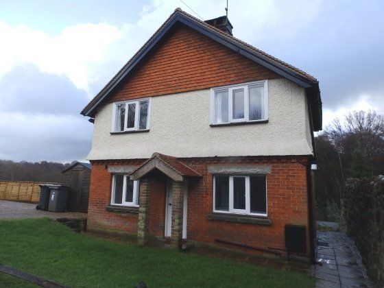 Thumbnail Detached house to rent in Three Oaks Lane, Wadhurst