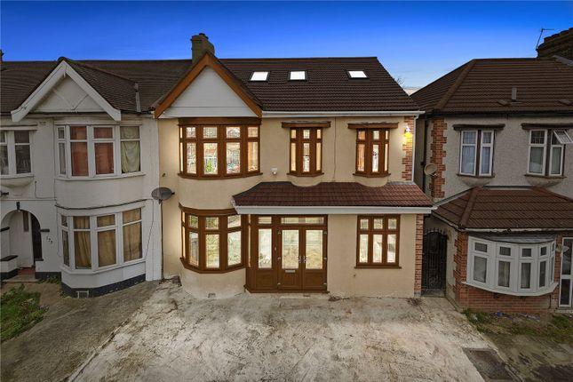 Thumbnail Semi-detached house for sale in Ashburton Avenue, Goodmayes, Ilford