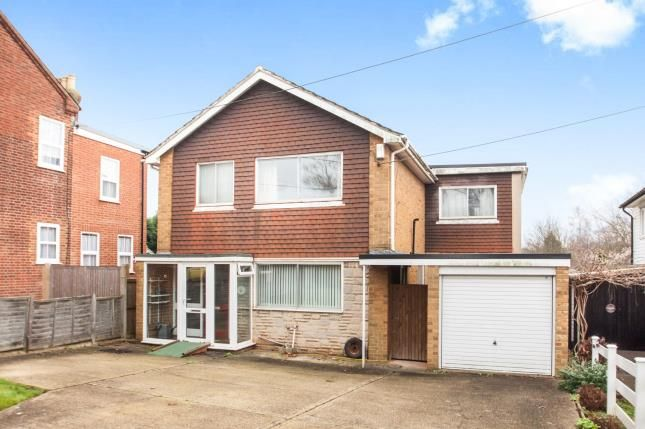 Thumbnail Detached house for sale in Island Road, Sturry, Canterbury, Sturry