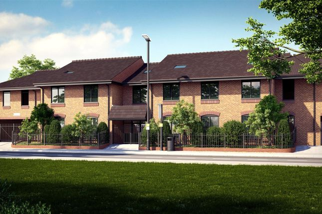 Thumbnail Flat for sale in Staines Road, Bedfont, Middlesex