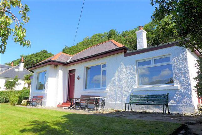Thumbnail Bungalow for sale in Ermedale, Newton Shore, Lochranza