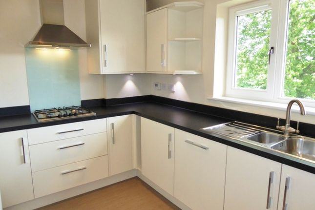 Thumbnail Flat to rent in Abernant Drive, Newmarket
