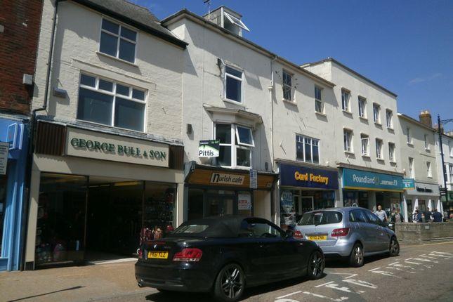 Thumbnail Flat to rent in High Street, Newport
