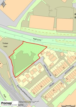 Thumbnail Land to let in Yard At Station Road, Blackrod