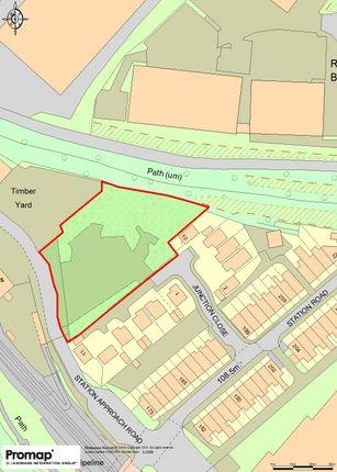 Thumbnail Land to let in Yard At Station Road, Blackrod