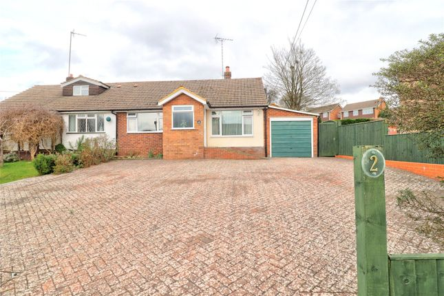 Thumbnail Bungalow for sale in Western Dene, Hazlemere, High Wycombe, Buckinghamshire