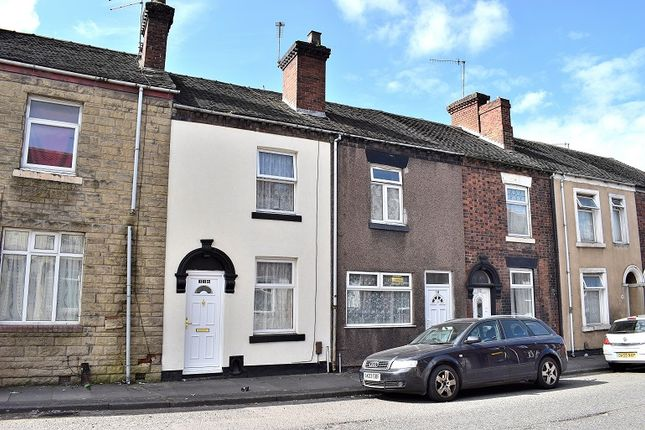 Thumbnail Terraced house for sale in North Road, Cobridge, Stoke On Trent