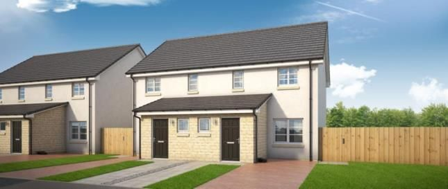 Thumbnail End terrace house for sale in Holmlea, Barbadoes Road, Kilmarnock