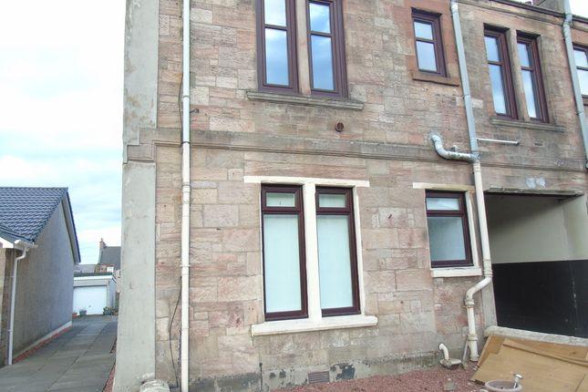 Thumbnail Flat for sale in Portland Street, Dunbeth, Coatbridge