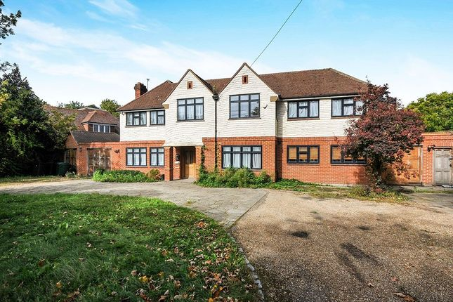 Thumbnail Detached house to rent in Barnet Wood Road, Bromley