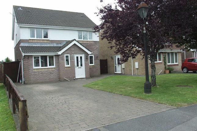 4 bed detached house for sale in Ffordd Y Gamlas, Gowerton, Swansea