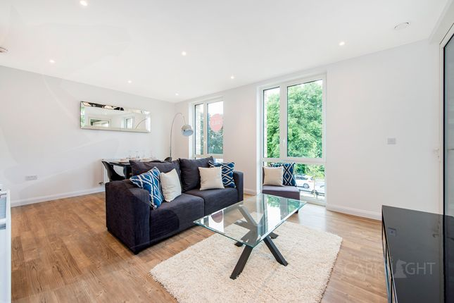 Thumbnail Flat to rent in Brannigan Way, Edgware