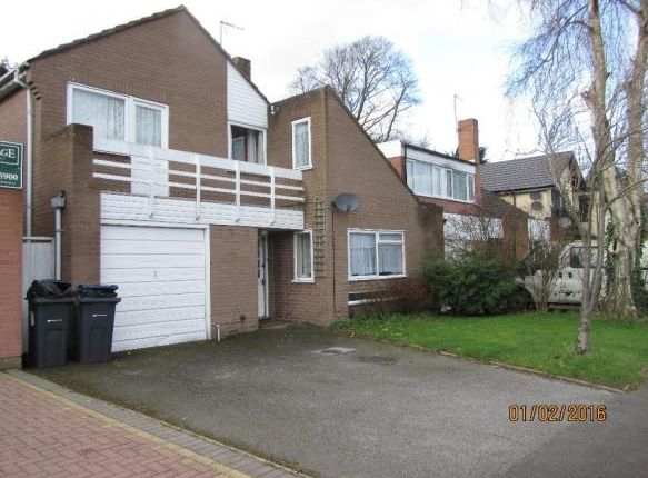 Thumbnail Detached house for sale in Shelsley Drive, Moseley