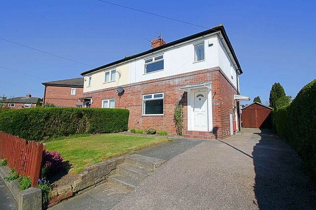 2 bed semi-detached house to rent in Alston Gardens, Throckley, Newcastle Upon Tyne NE15