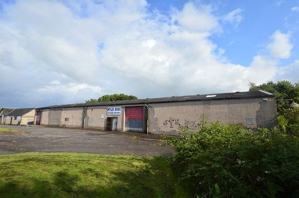 Thumbnail Industrial for sale in Greendykes Industrial Estate, Broxburn, West Lothian