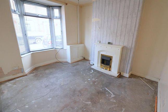 Living Room of Scott Street, Shildon DL4