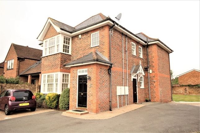 Thumbnail Flat to rent in Bank House, Merchants Court, Layters Green Lane, Chalfont St Peter, Buckinghamshire