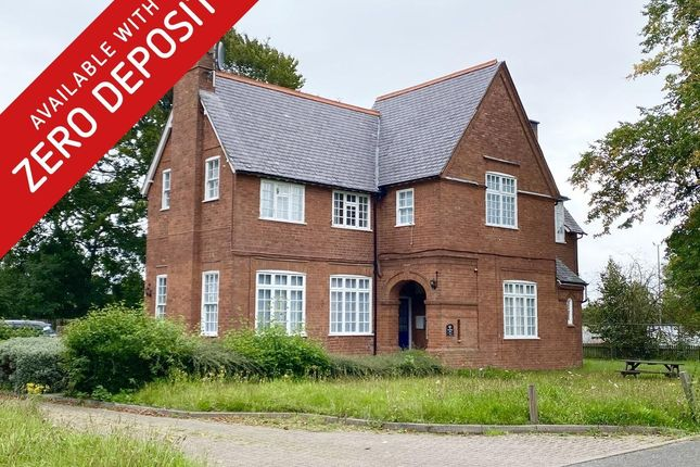 1 bed flat to rent in The Drive, Countesthorpe, Leicester LE8