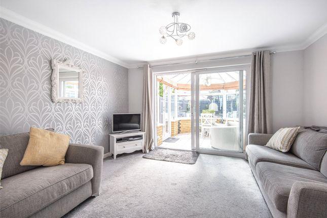 Thumbnail Terraced house for sale in Amberwood Close, Wallington, Surrey
