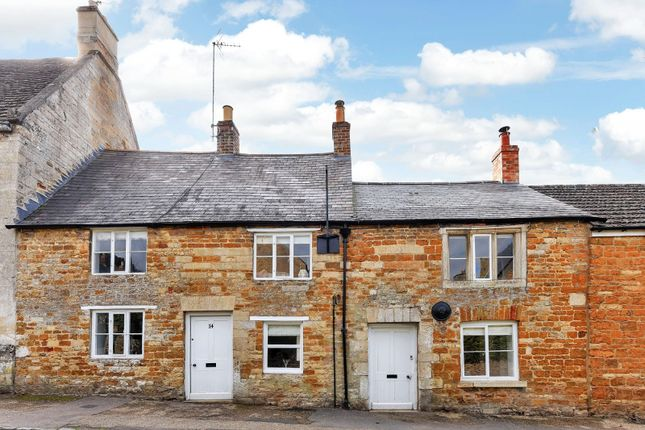 Thumbnail Terraced house to rent in Church Street, Cottingham, Market Harborough, Leicestershire