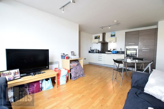 2 bed flat to rent in North Bank, Sheffield, South Yorkshire S3