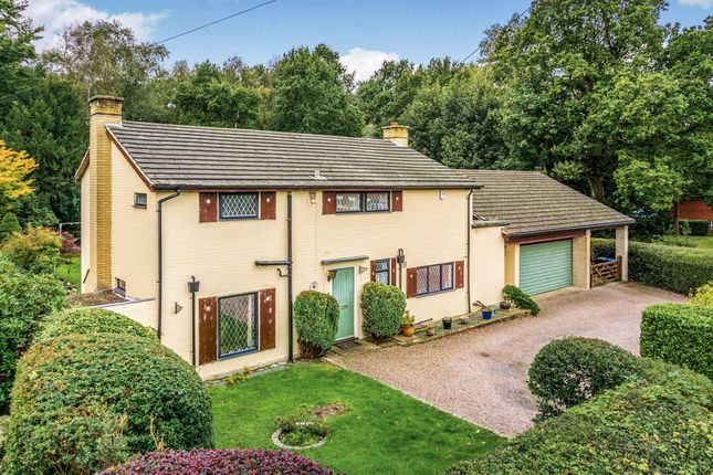 Thumbnail Detached house for sale in Mill Lane, Copthorne, Crawley