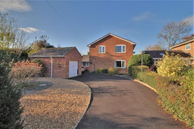 Thumbnail Detached house for sale in Queens Road, Stonehouse