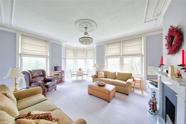 Thumbnail Flat to rent in Riverview Mansions, Clevedon Road, East Twickenham
