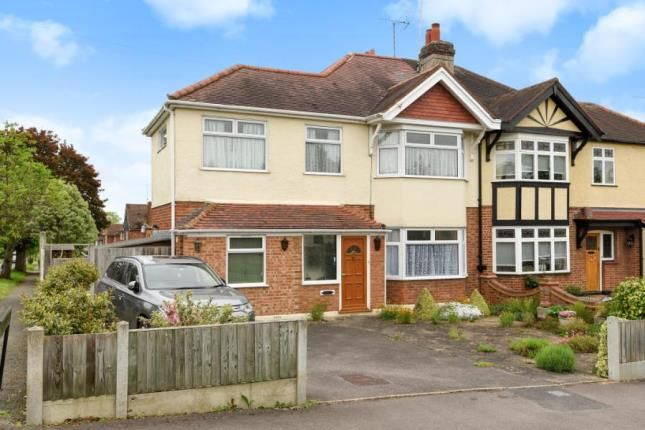 Thumbnail Semi-detached house for sale in Kilworth Avenue, Shenfield, Brentwood, Essex