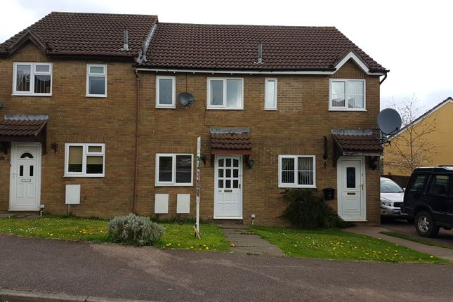 Thumbnail Terraced house to rent in Fairways Avenue, Coleford