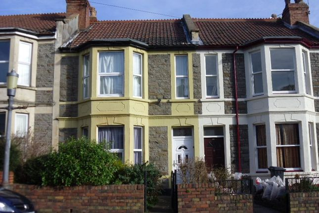 Terraced house in  Quarrington Road  Horfield  Bristol  Bristol