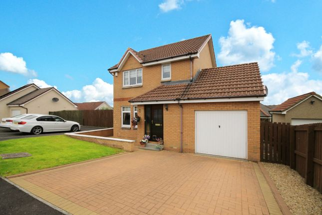 Thumbnail Detached house for sale in Burns Wynd, Stonehouse