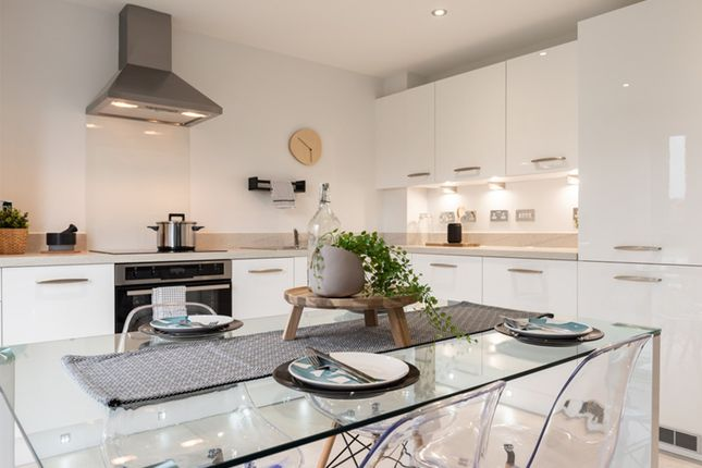 "Thumbnail Terraced house for sale in ""Coull"" at Frogston Road East, Edinburgh"