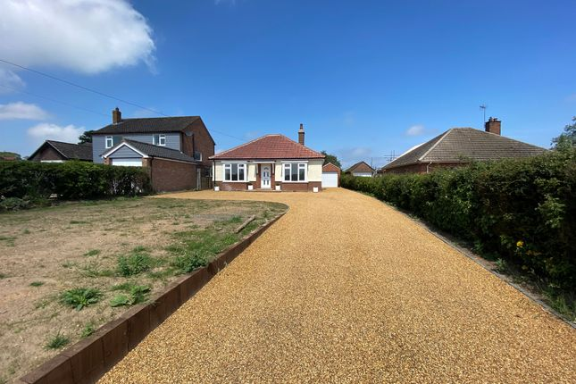 Thumbnail Detached bungalow for sale in Norwich Road, Ludham, Great Yarmouth