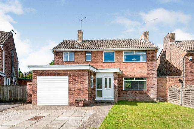 Thumbnail Detached house for sale in Eastwood, Crawley