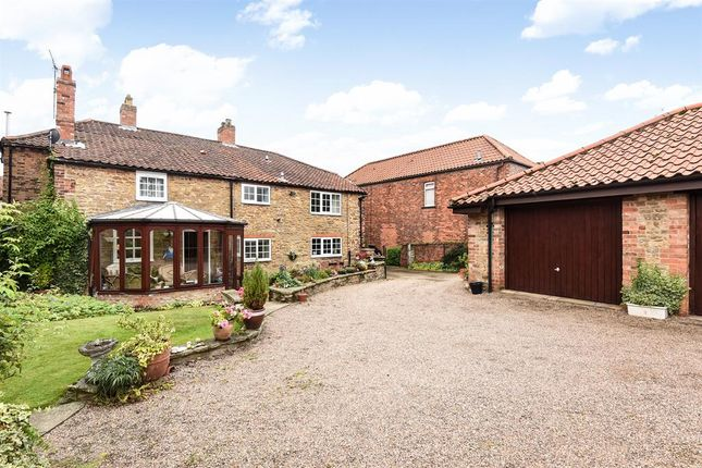 Thumbnail Detached house for sale in High Street, Burton-Upon-Stather, Scunthorpe
