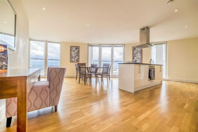 Thumbnail Property for sale in Trinity Tower, 28 Quadrant Walk, London