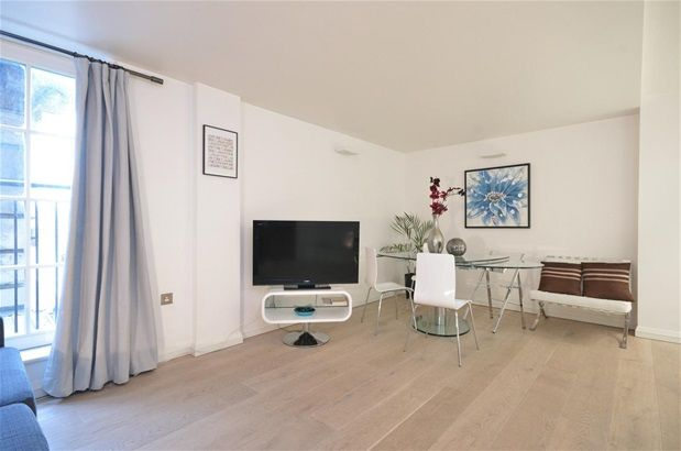 Thumbnail Property to rent in Craven Street, London