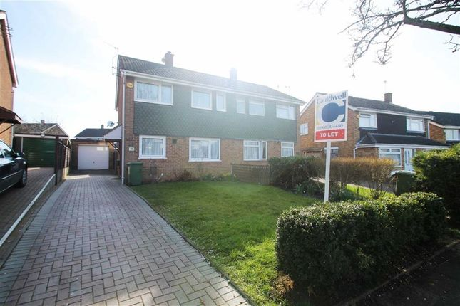 Thumbnail Semi-detached house to rent in Spenlows Road, Bletchley, Bletchley