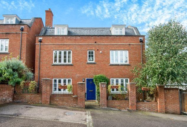 Thumbnail Detached house for sale in Sylvan Mews, Ingress Park, Greenhithe, Kent