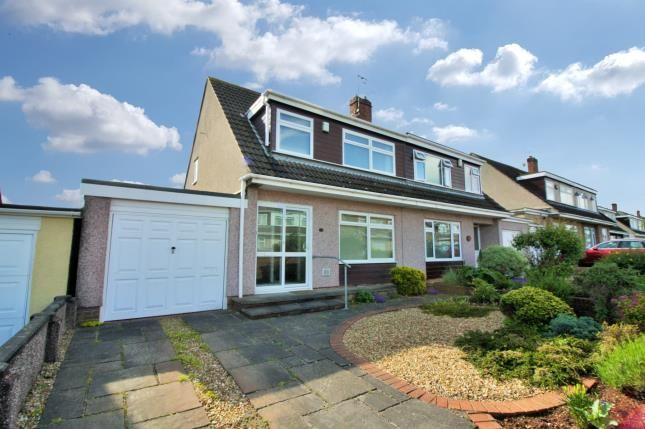 Thumbnail Semi-detached house for sale in Sutherland Avenue, Bristol, Somerset