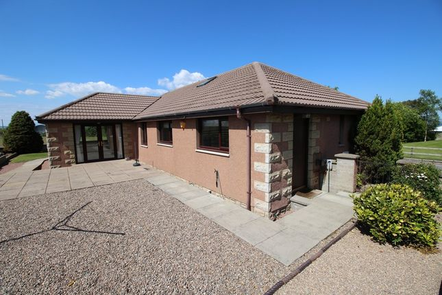 Thumbnail Detached bungalow for sale in Easterton, Dalcross, Inverness