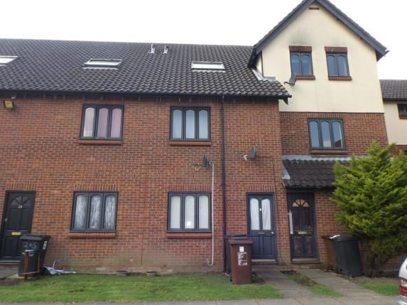Thumbnail Maisonette for sale in Rockingham Mews, Stephenson Way, Corby, Northamptonshire