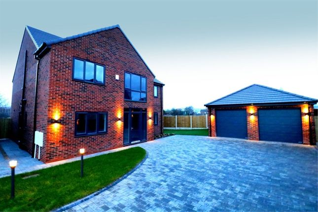 Thumbnail Detached house for sale in Plot 14 Fullerton Close, Vale Road, Thrybergh, Rotherham, South Yorkshire