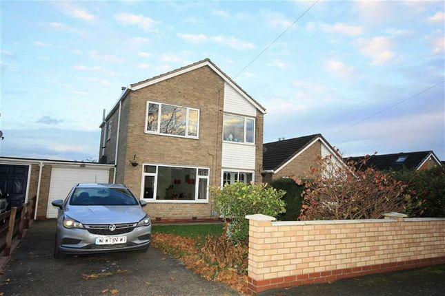 Thumbnail Detached house to rent in The Parkway, Willerby